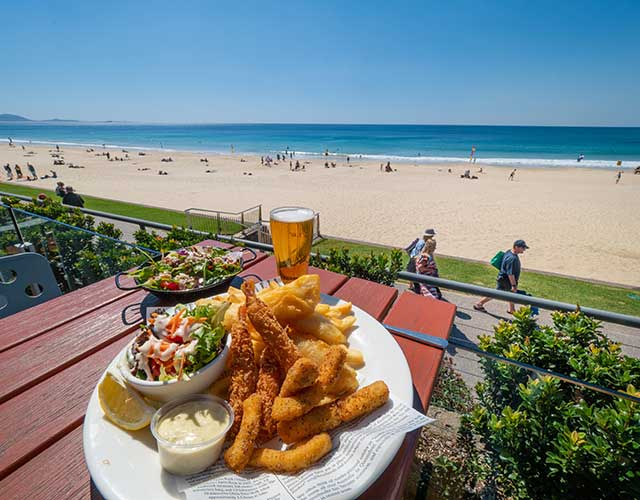 Mooloolaba Restaurants